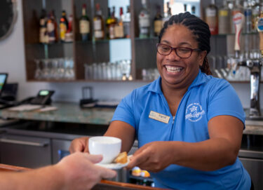 Meet Ingrid, Dining Room Team Leader at Little Cayman Beach Resort
